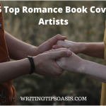 romance book cover artists