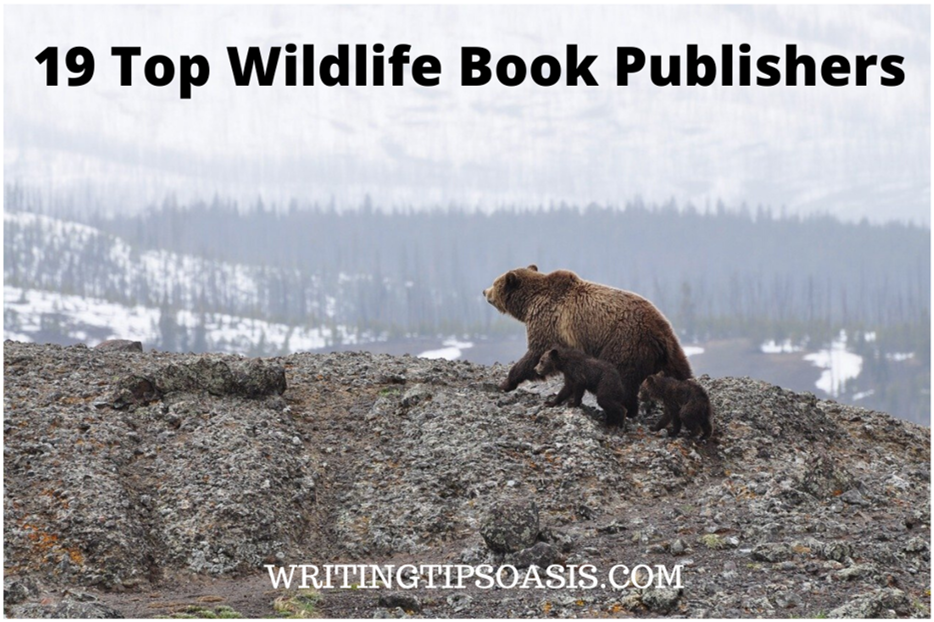 top wildlife book publishers