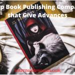 book publishing companies that give advances