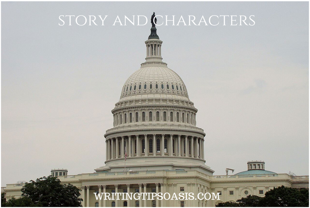 how to write a political thriller