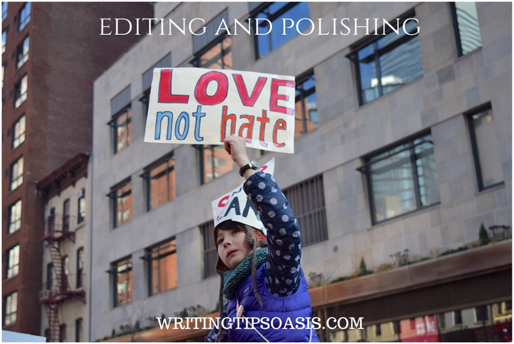 writing political thriller