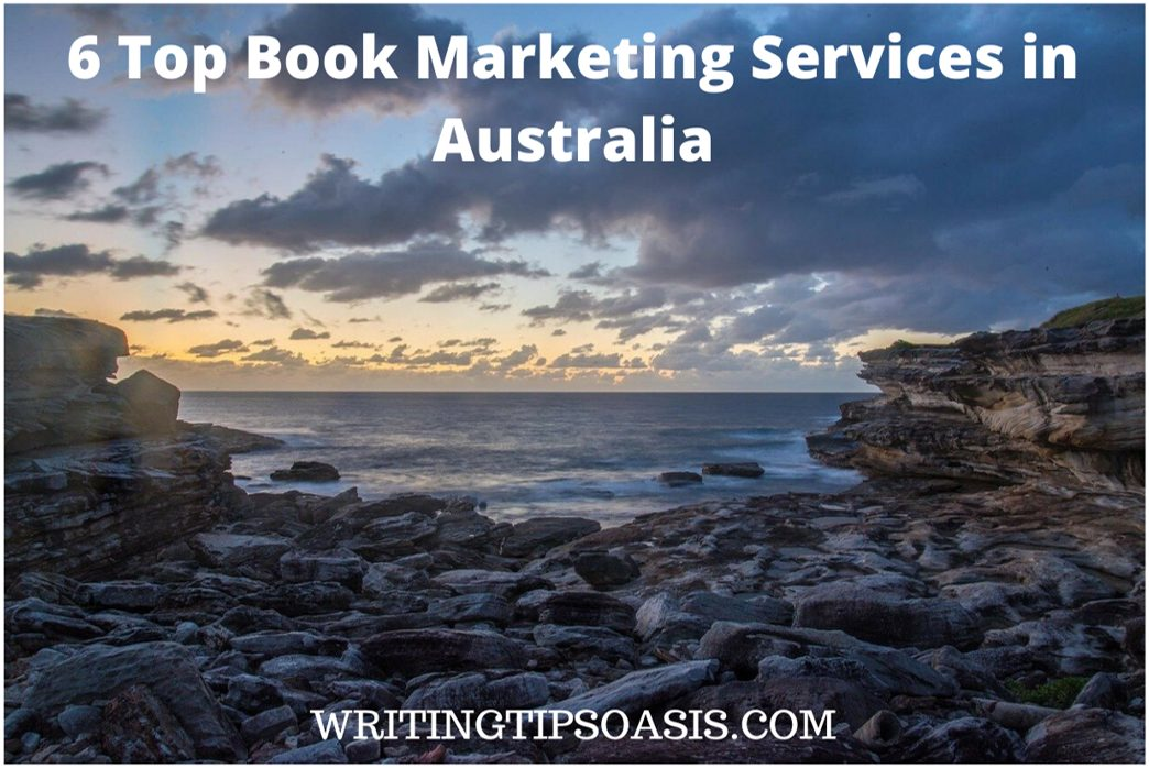 book marketing services in Australia