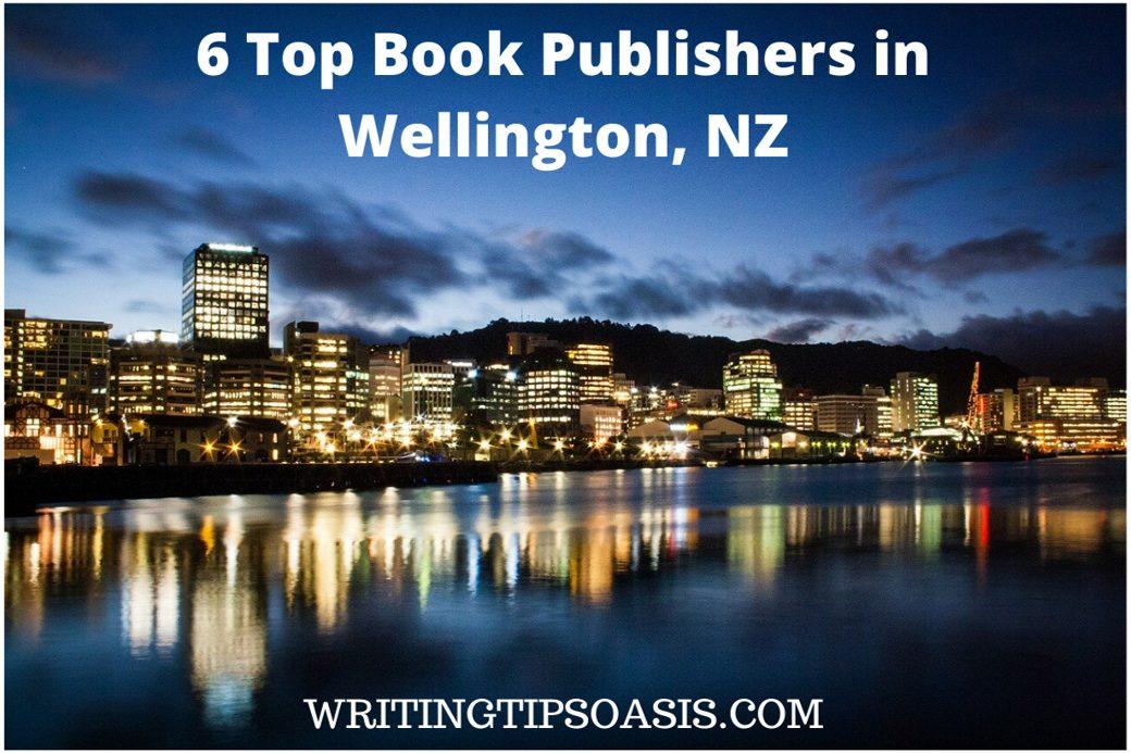 book publishers in Wellington, NZ
