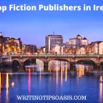 Fiction Publishers in Ireland