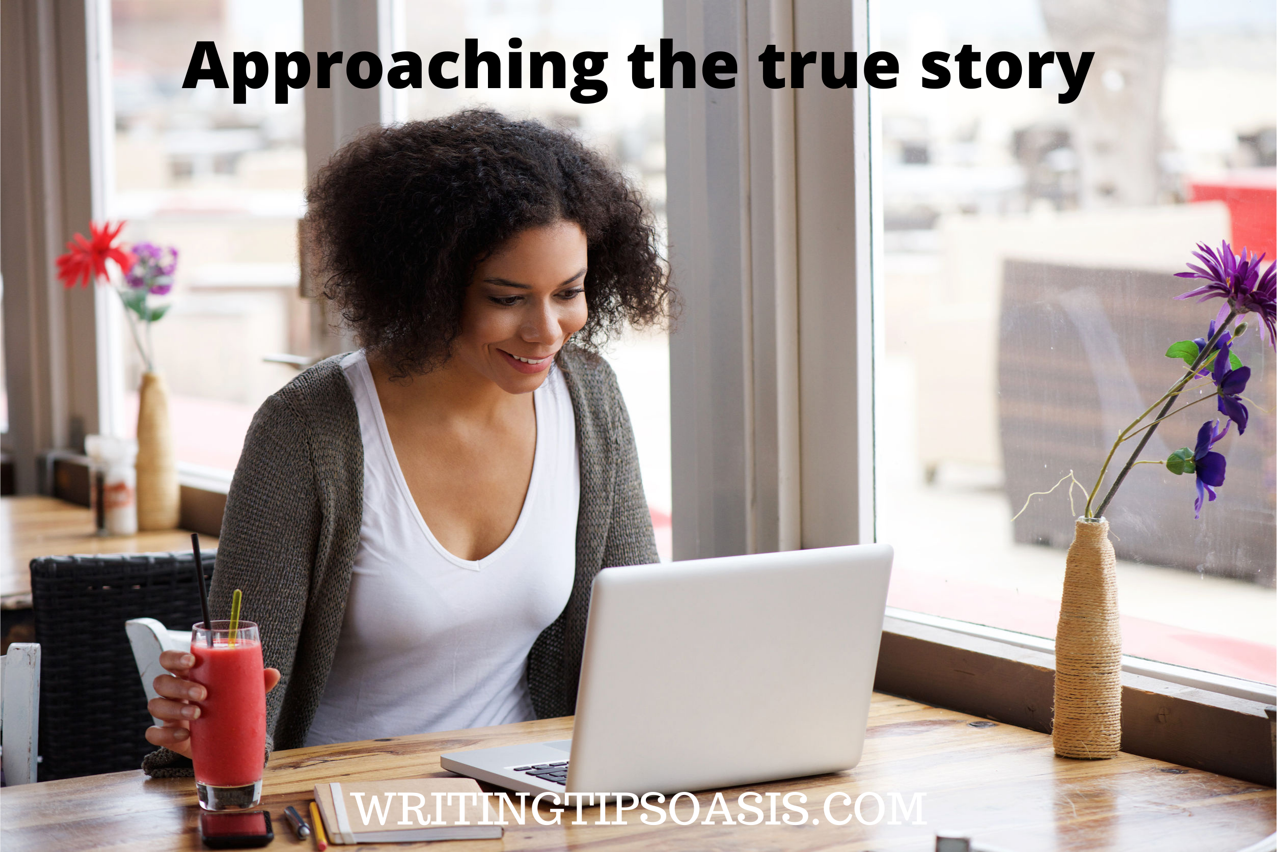 how to write a fiction book based on true story