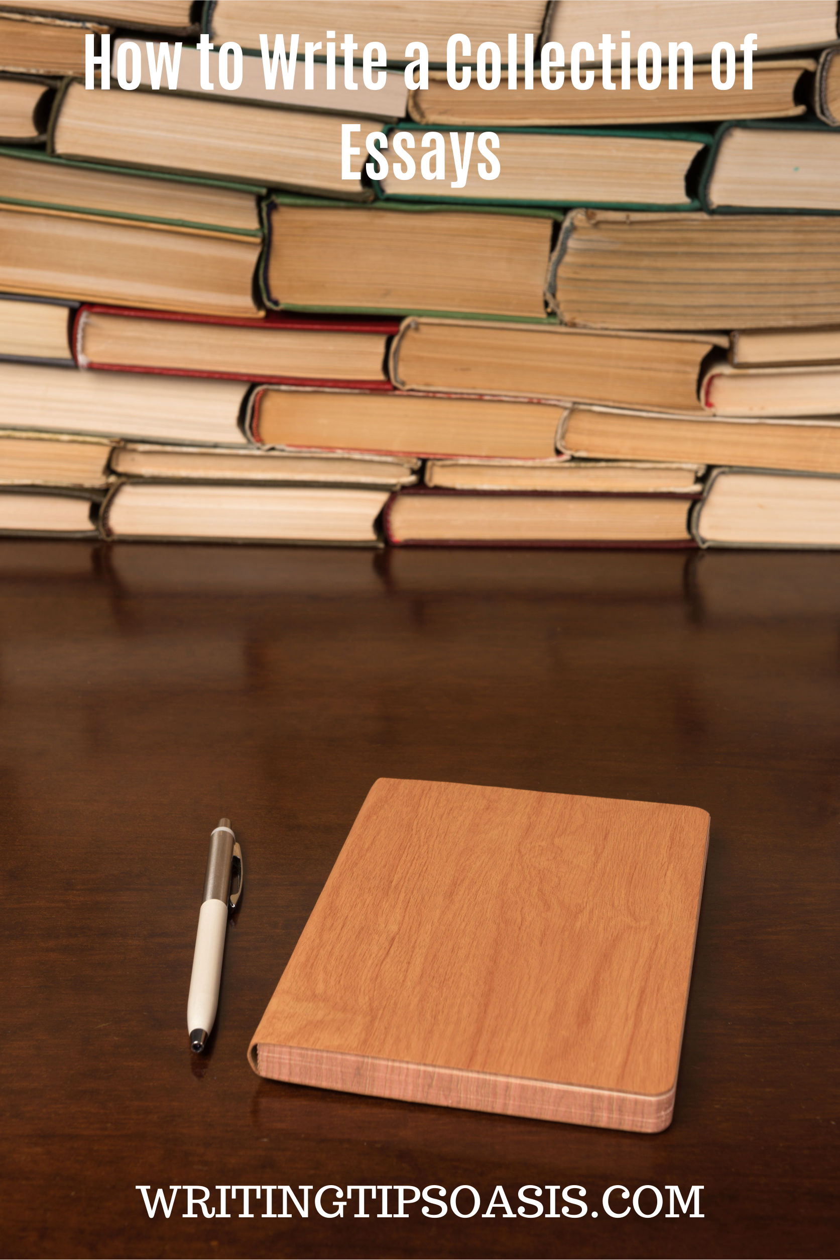 how to write an essay collection