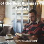 Best Business Book Editors