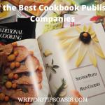 Best Cookbook Publishing Companies
