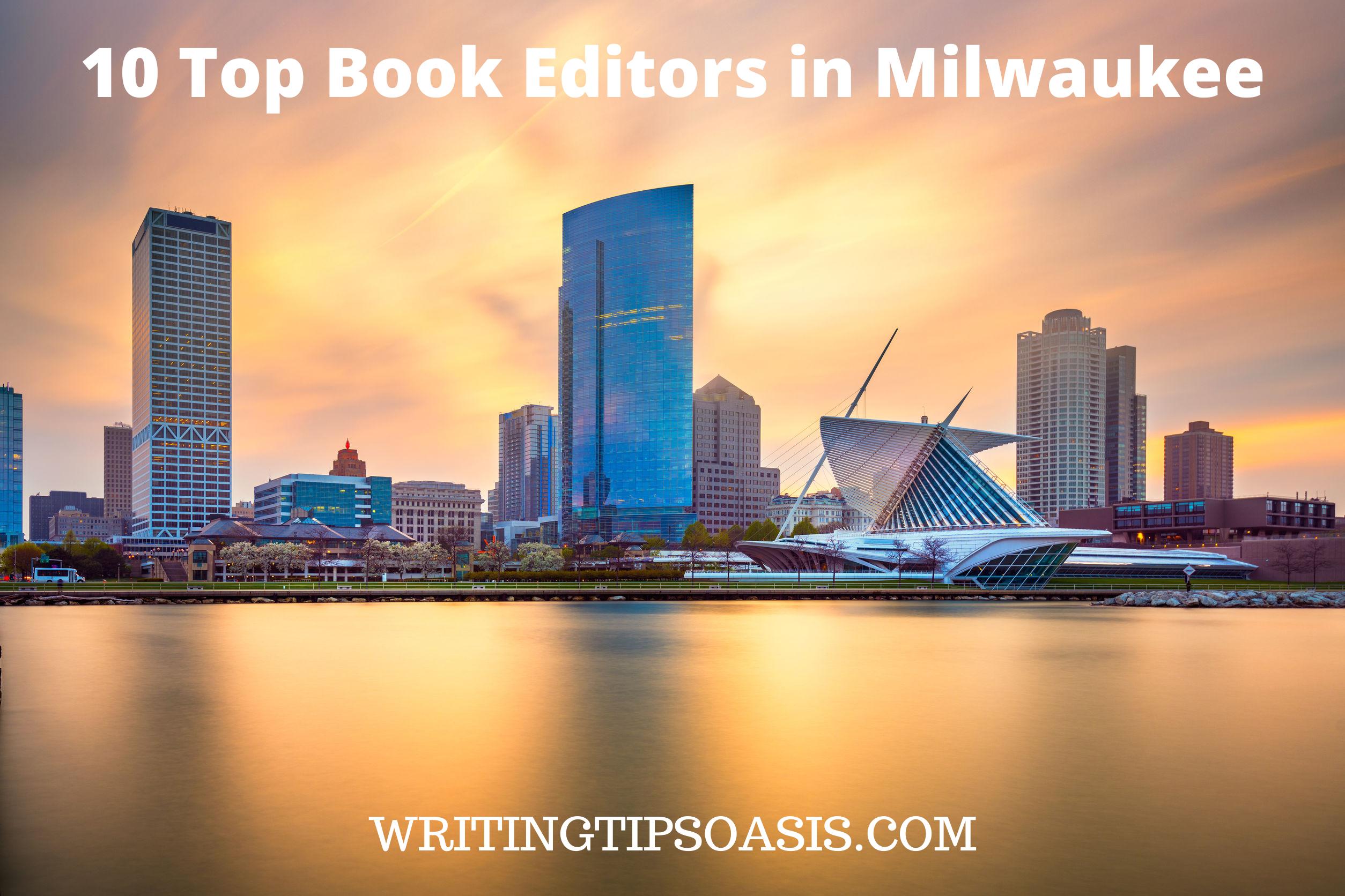 Book Editors in Milwaukee
