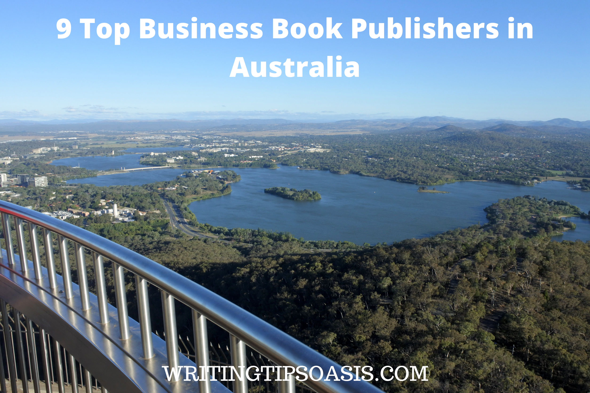 Business Book Publishers in Australia