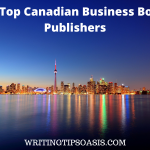 Canadian Business Book Publishers