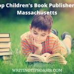 Children's Book Publishers in Massachusetts