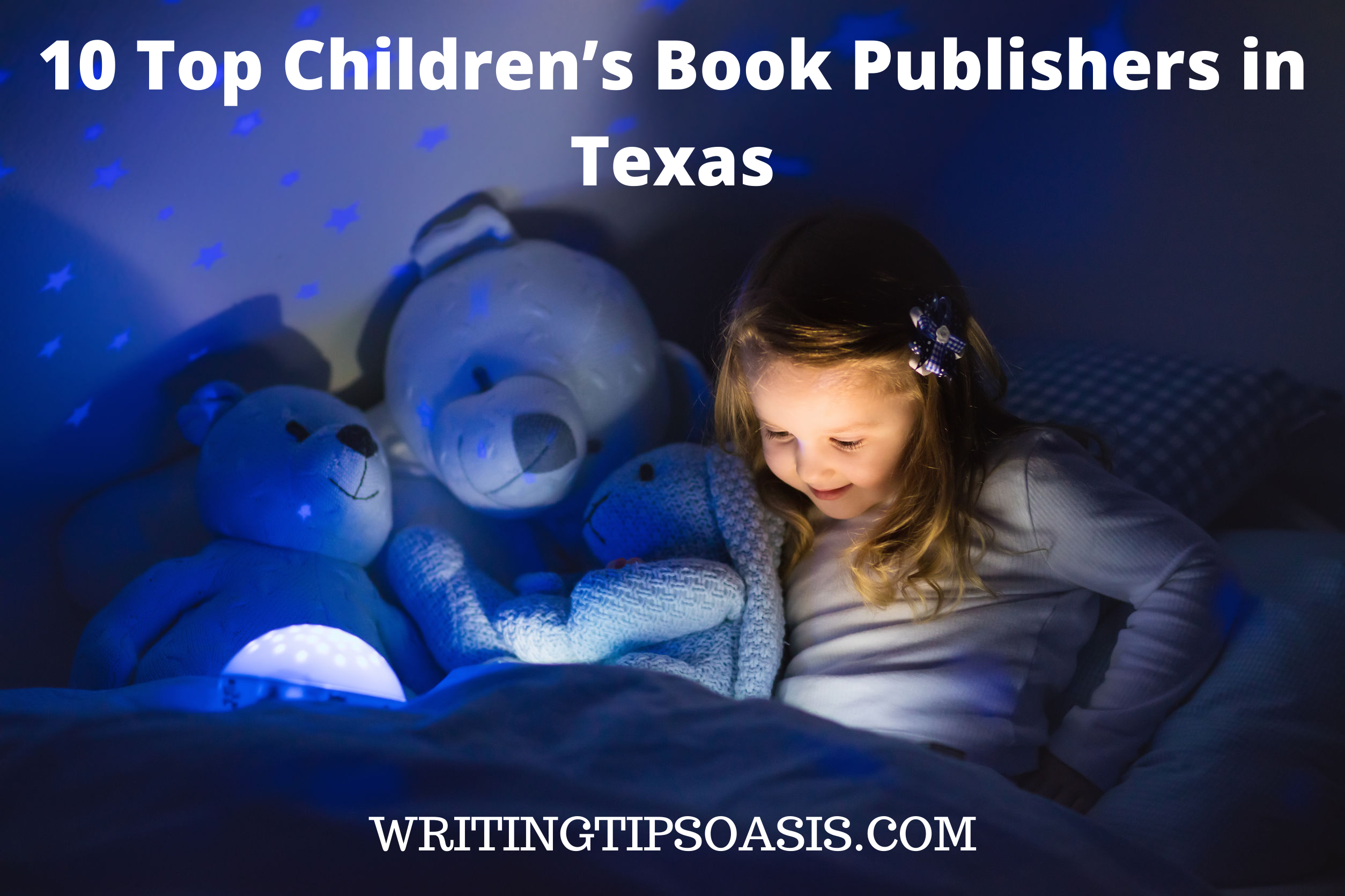 Children's Book Publishers in Texas