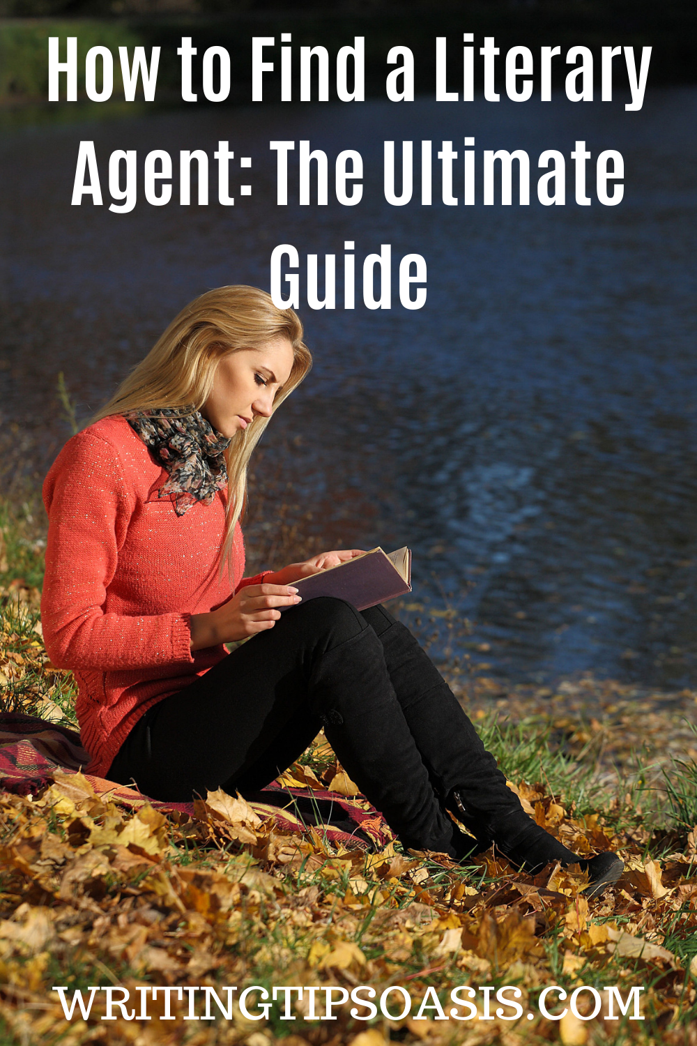 how to find a literary agent for your book