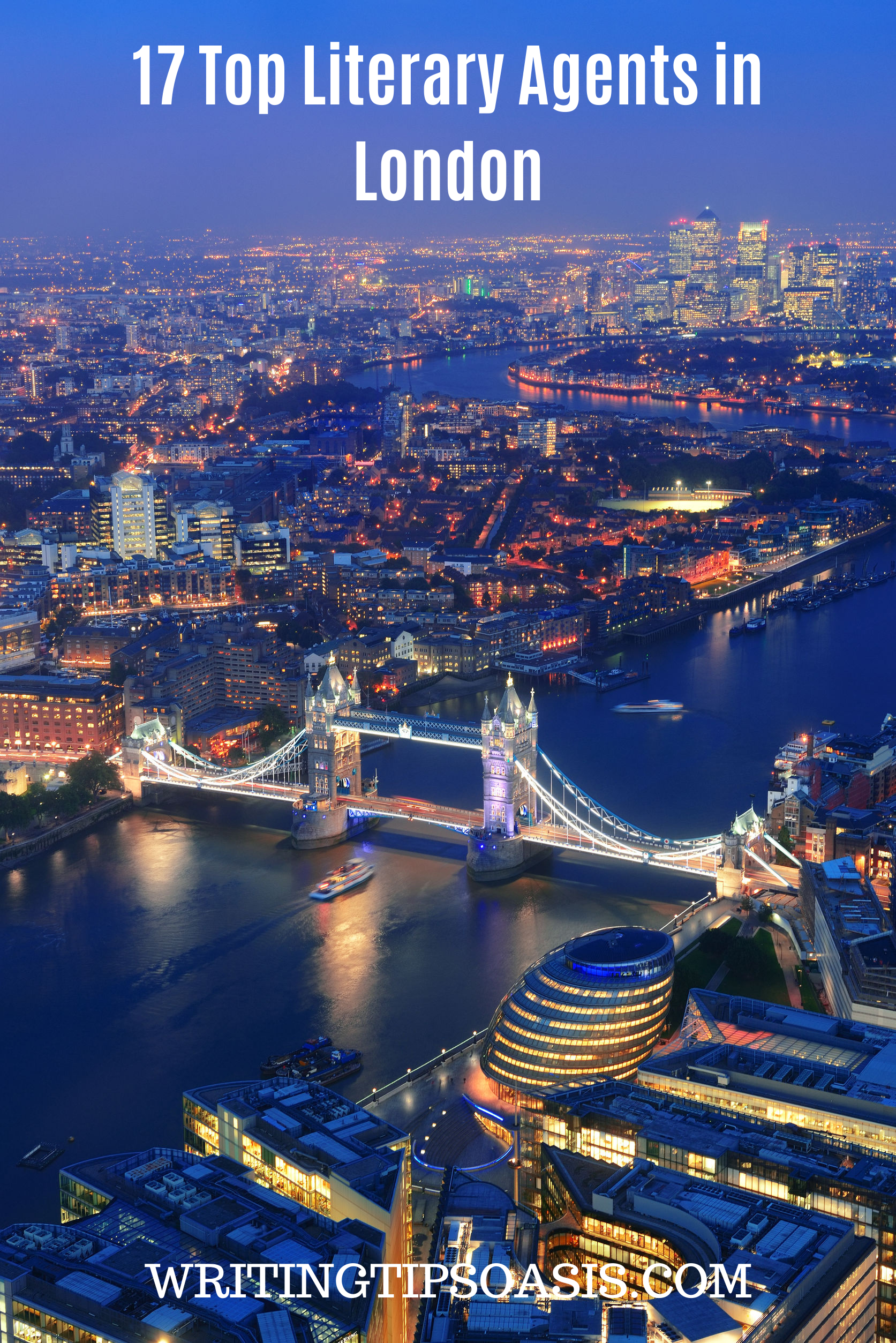 Literary Agents in London