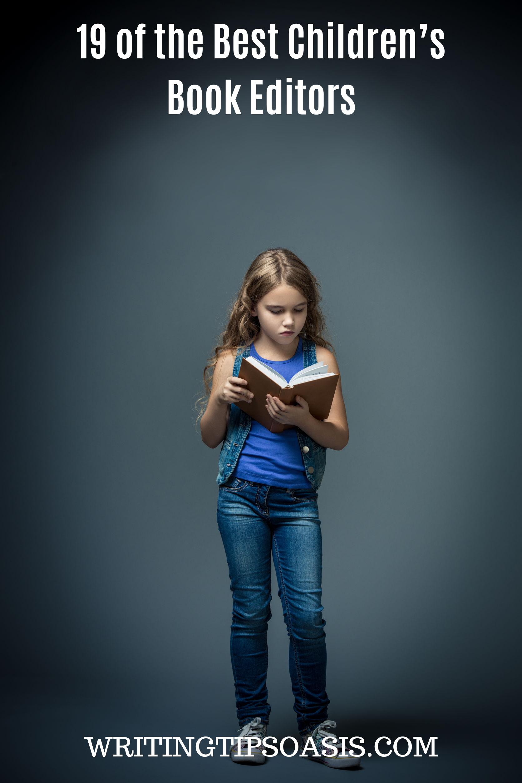 Top Children's Book Editors
