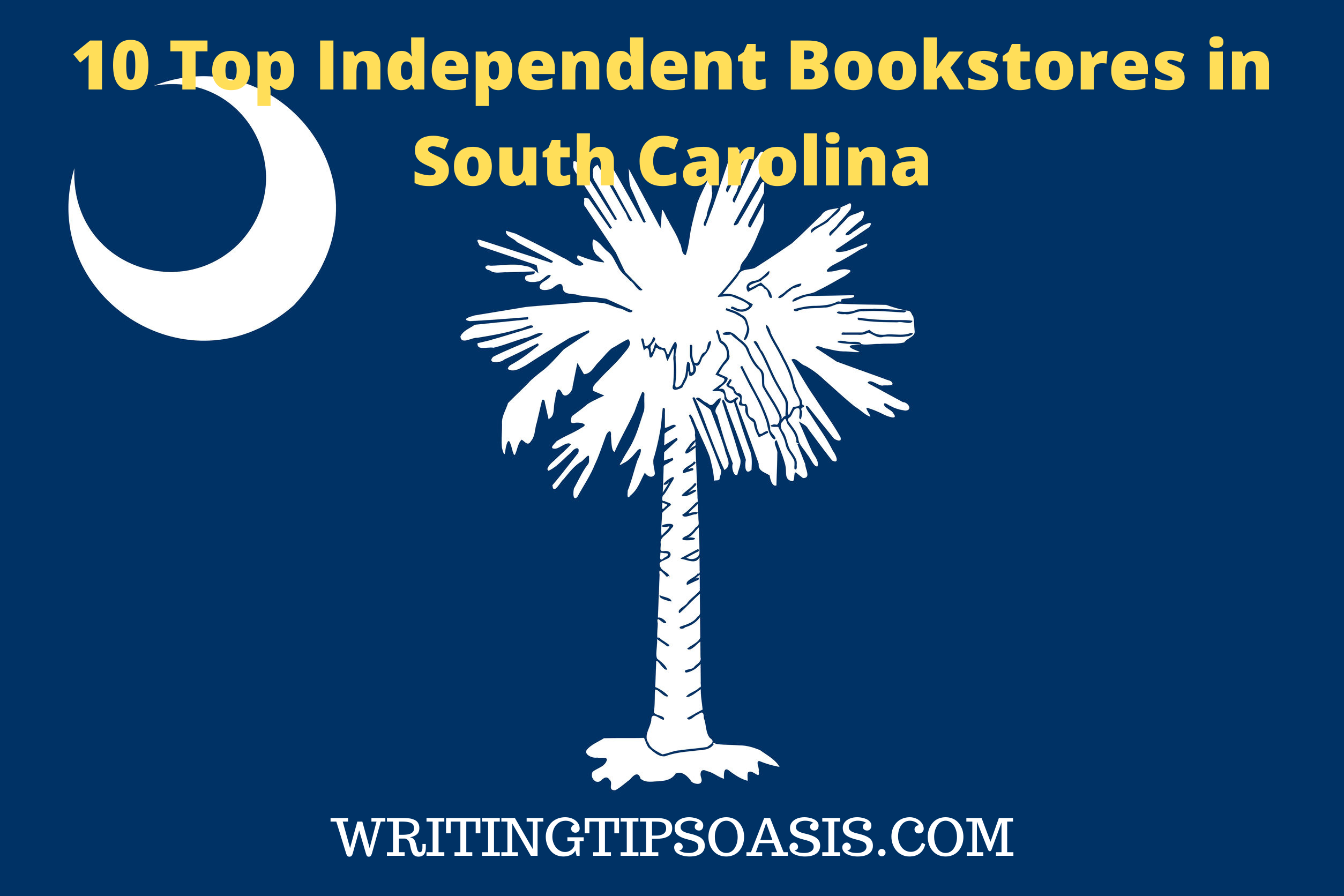 Independent Bookstores in South Carolina