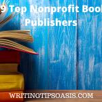 Nonprofit Book Publishers