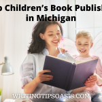 children's book publishers in Michigan