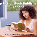 fiction book publishers in Canada