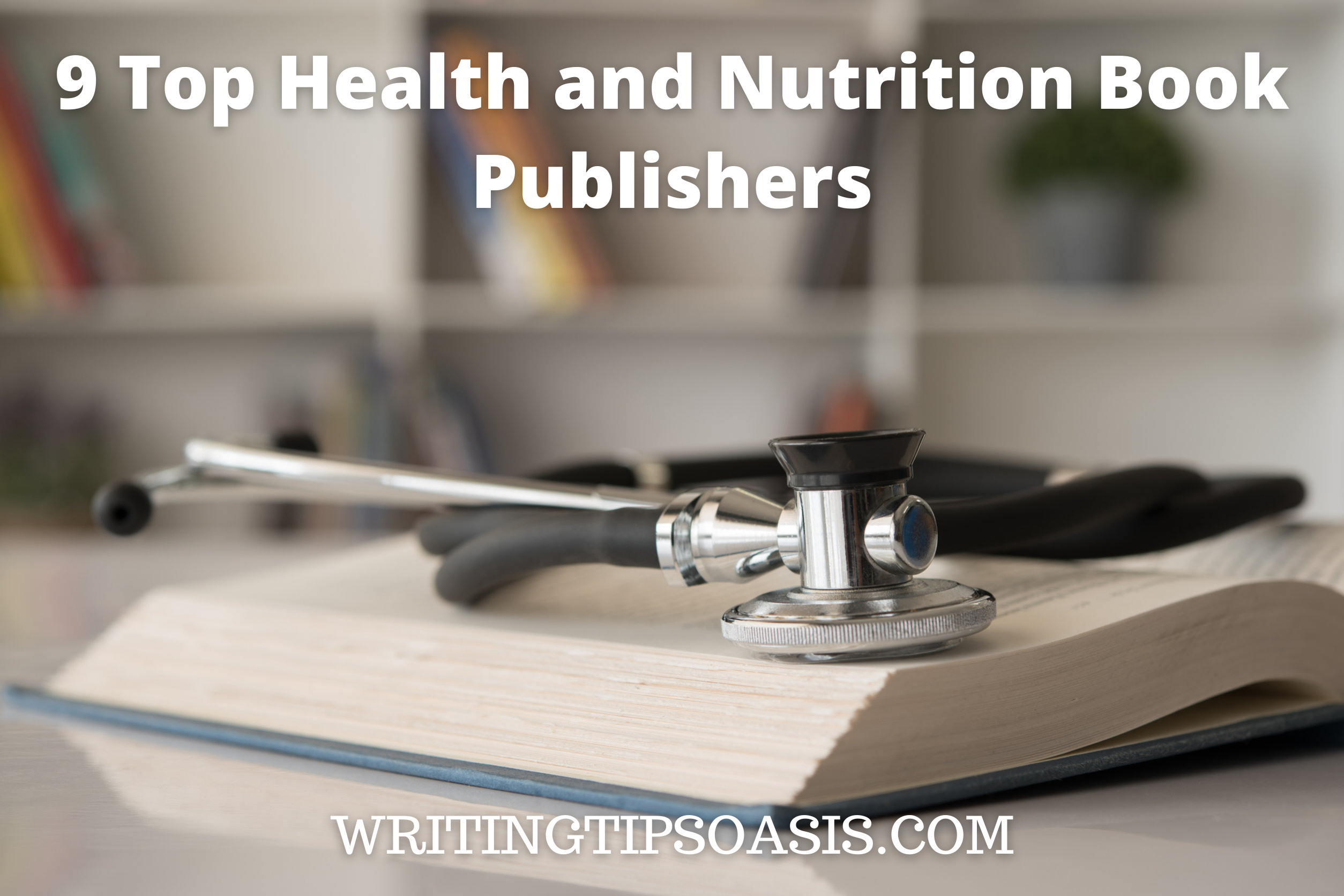 health and nutrition book publishers