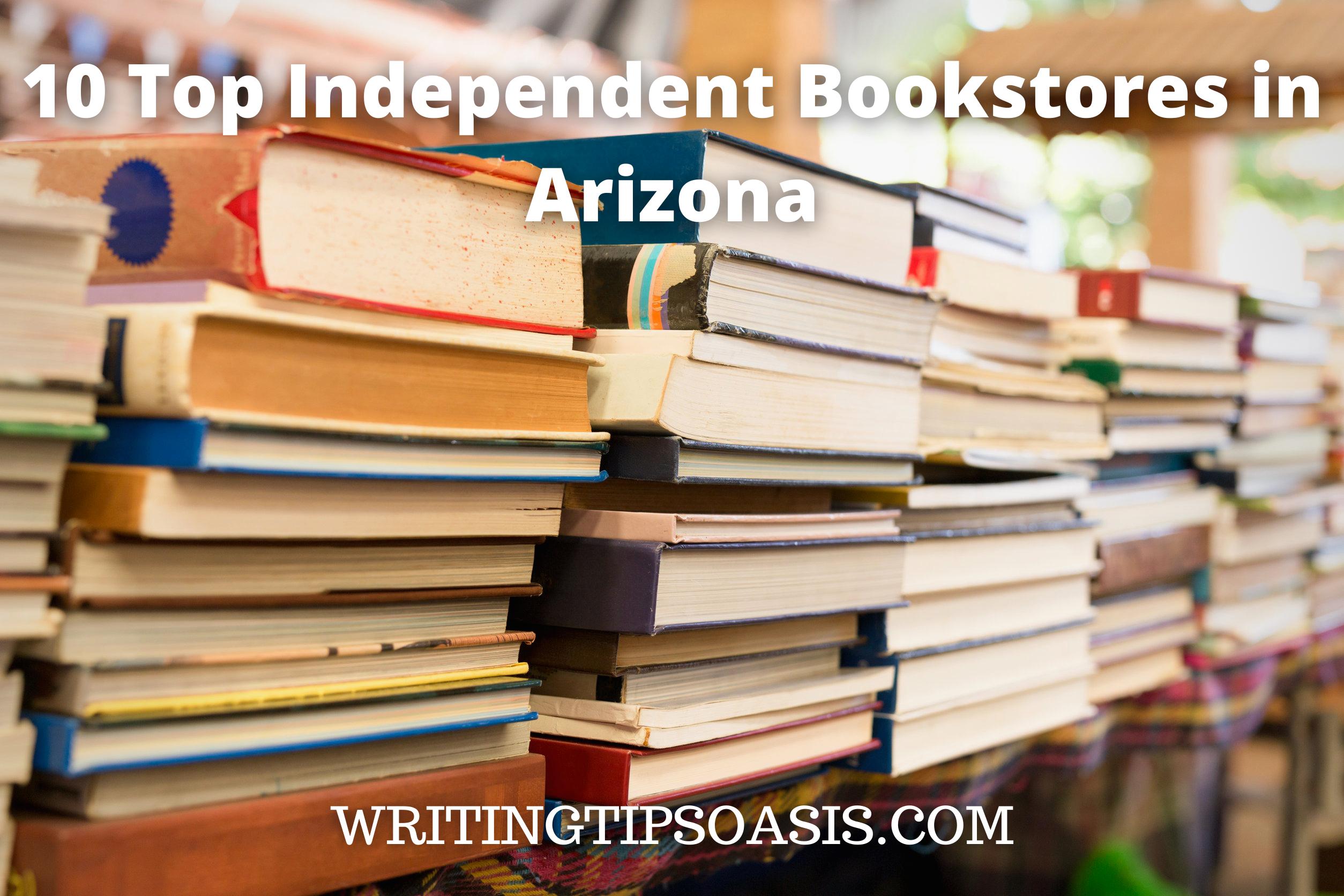 independent bookstores in Arizona