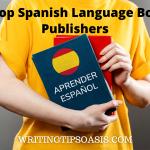 Spanish language book publishers