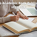 academic book publishers in the UK
