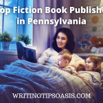 fiction book publishers in Pennsylvania