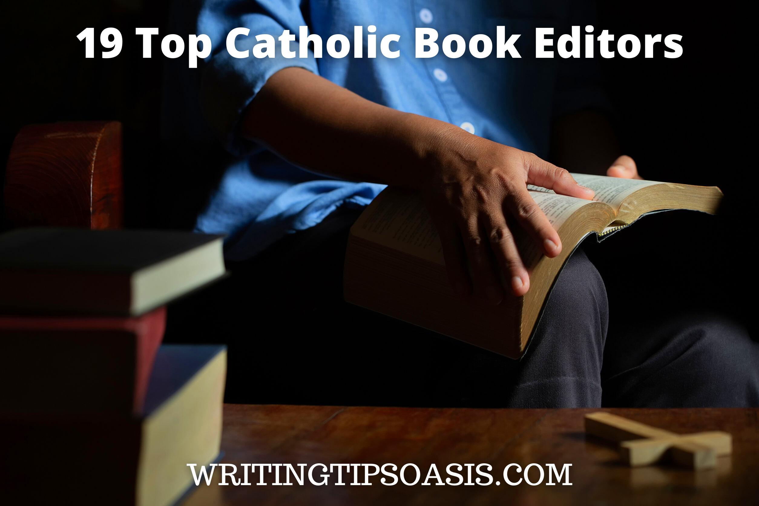 Catholic book editors