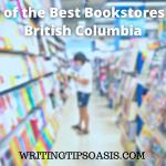 best bookstores in British Columbia