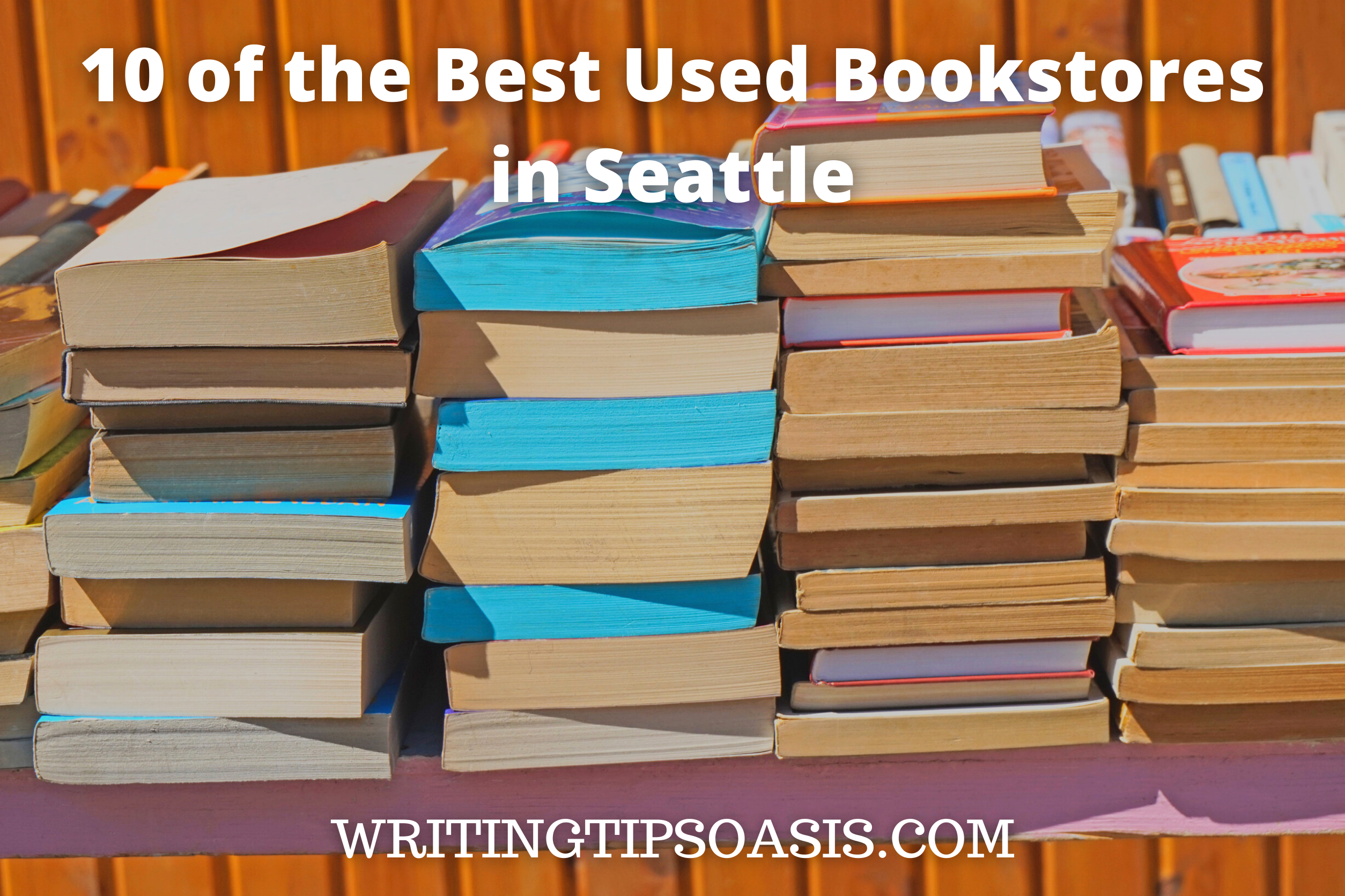 best used bookstores in Seattle