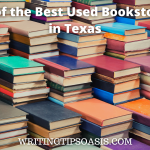 best used bookstores in Texas