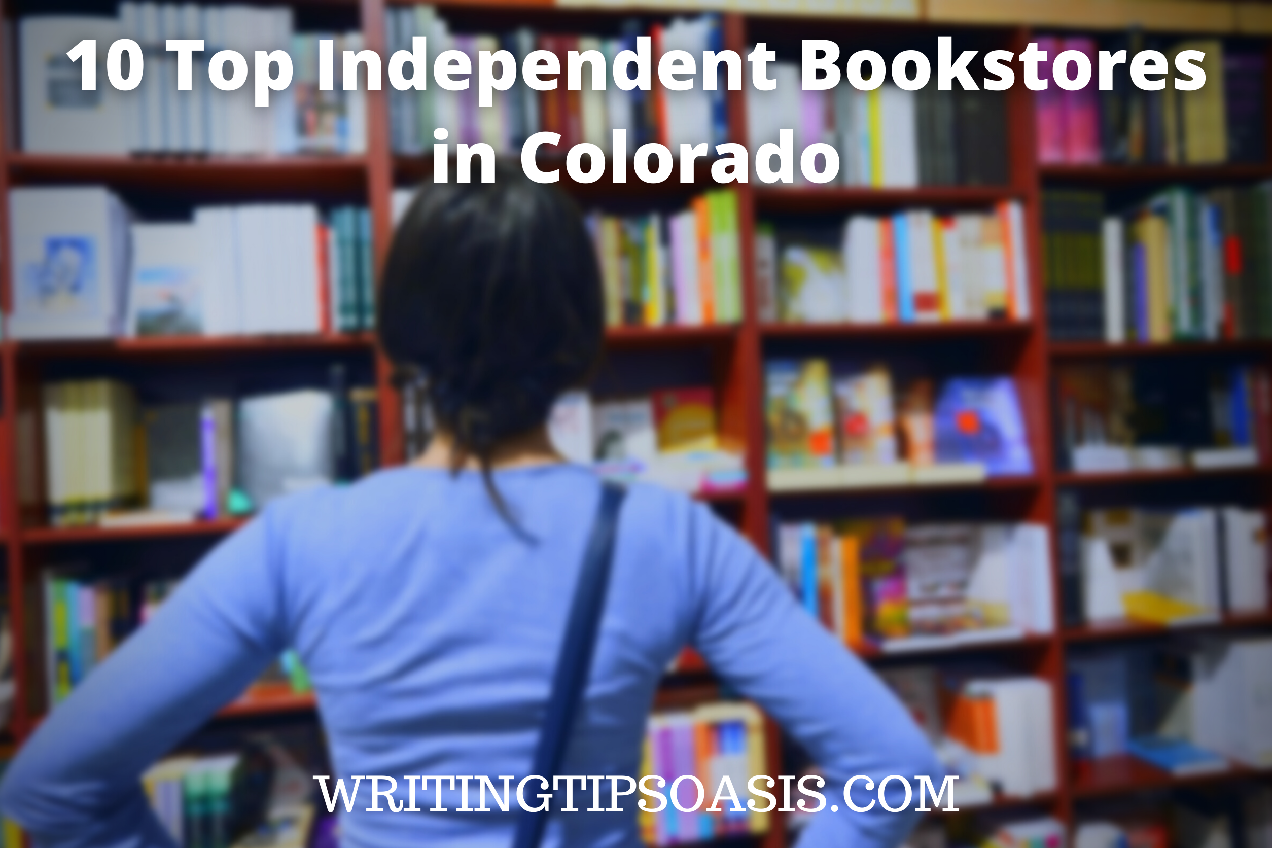 independent bookstores in Colorado