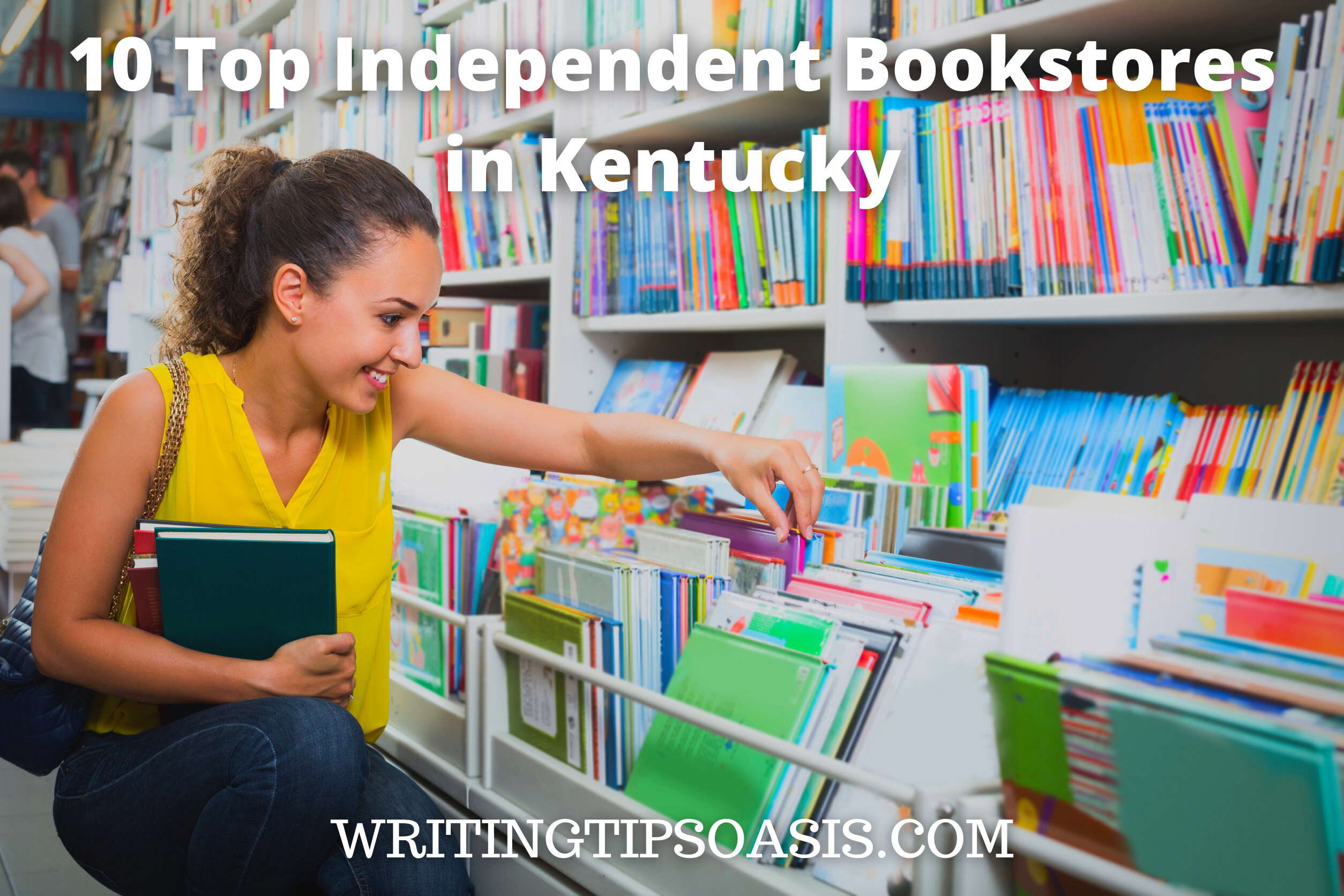independent bookstores in Kentucky