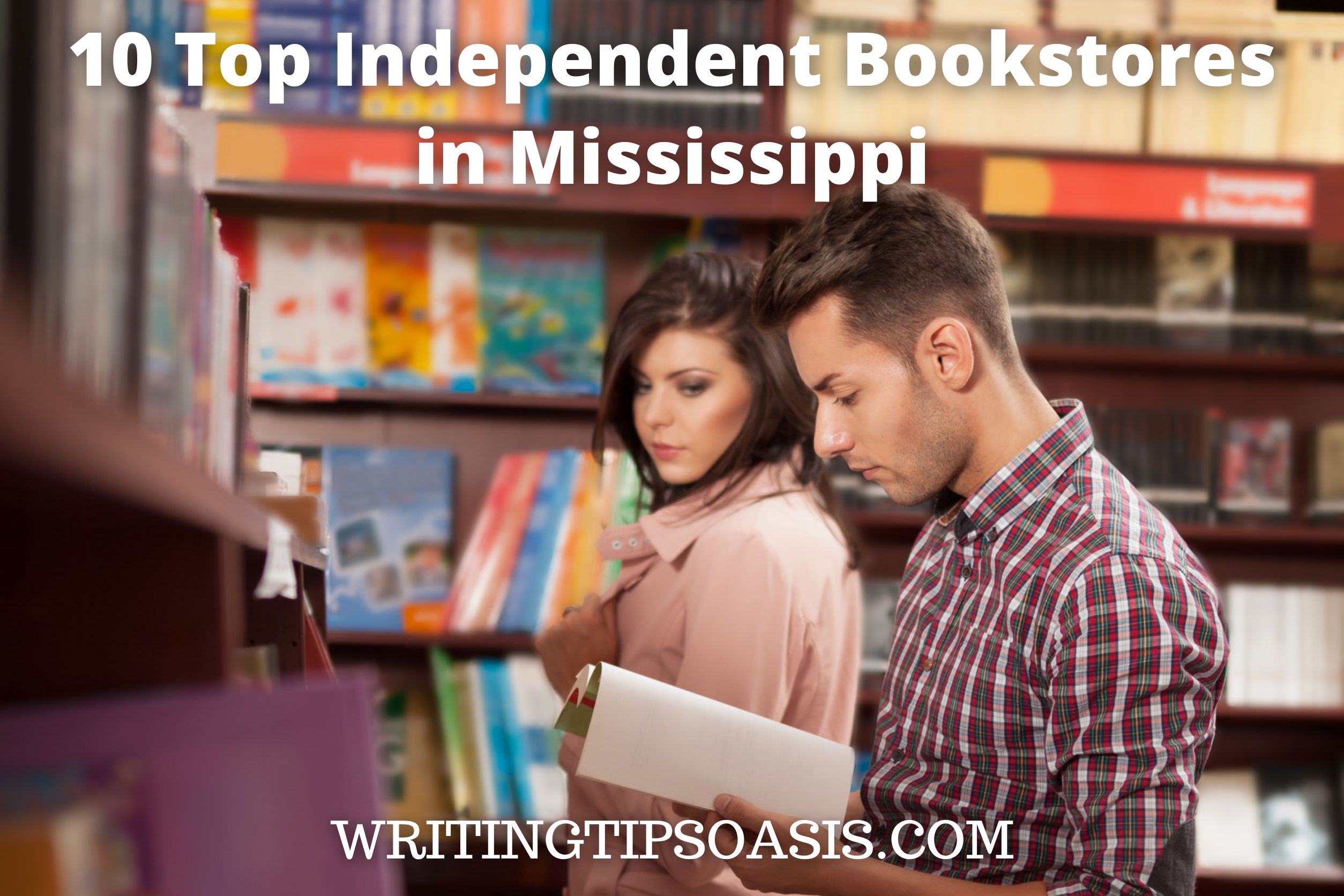 independent bookstores in Mississippi