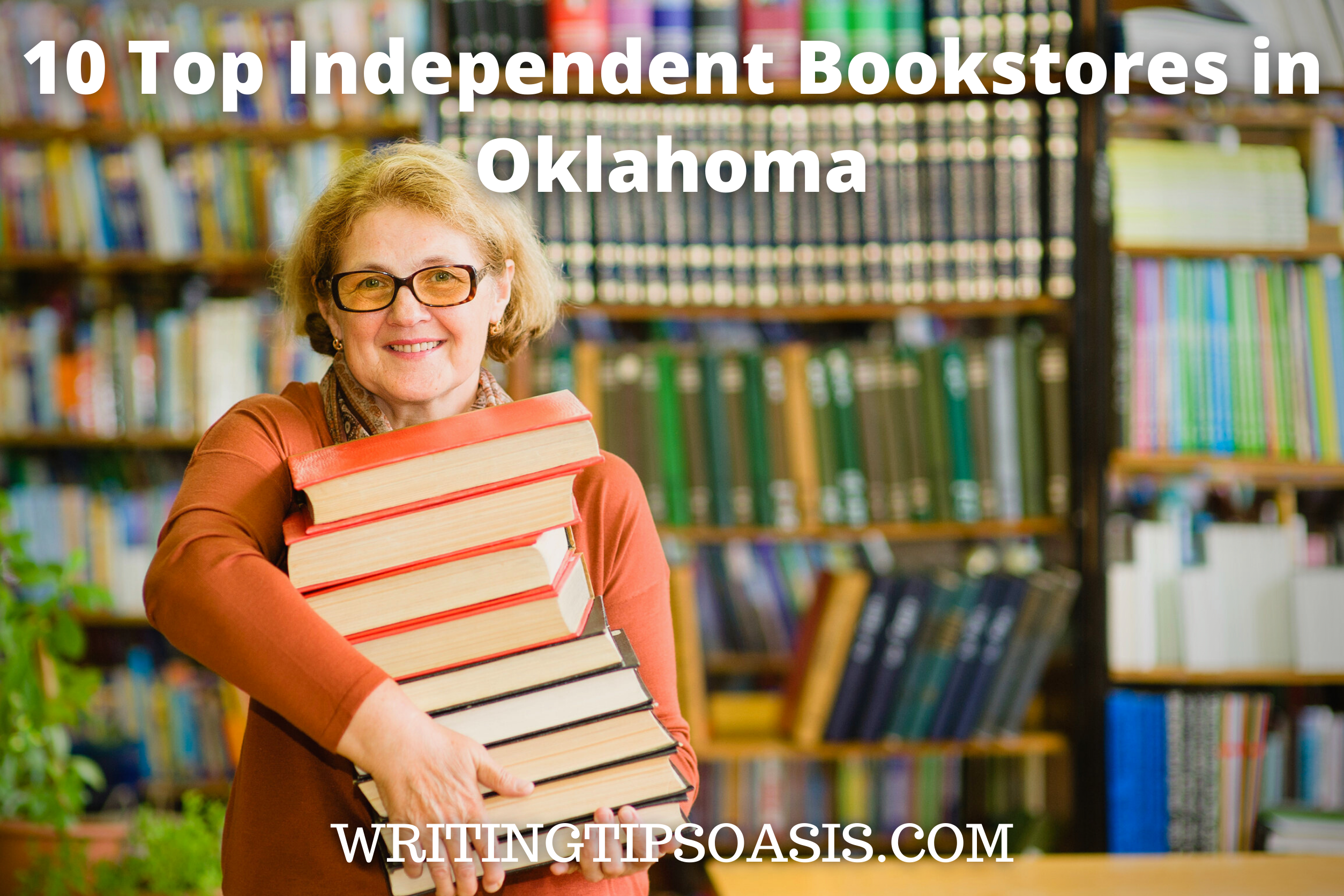 independent bookstores in Oklahoma