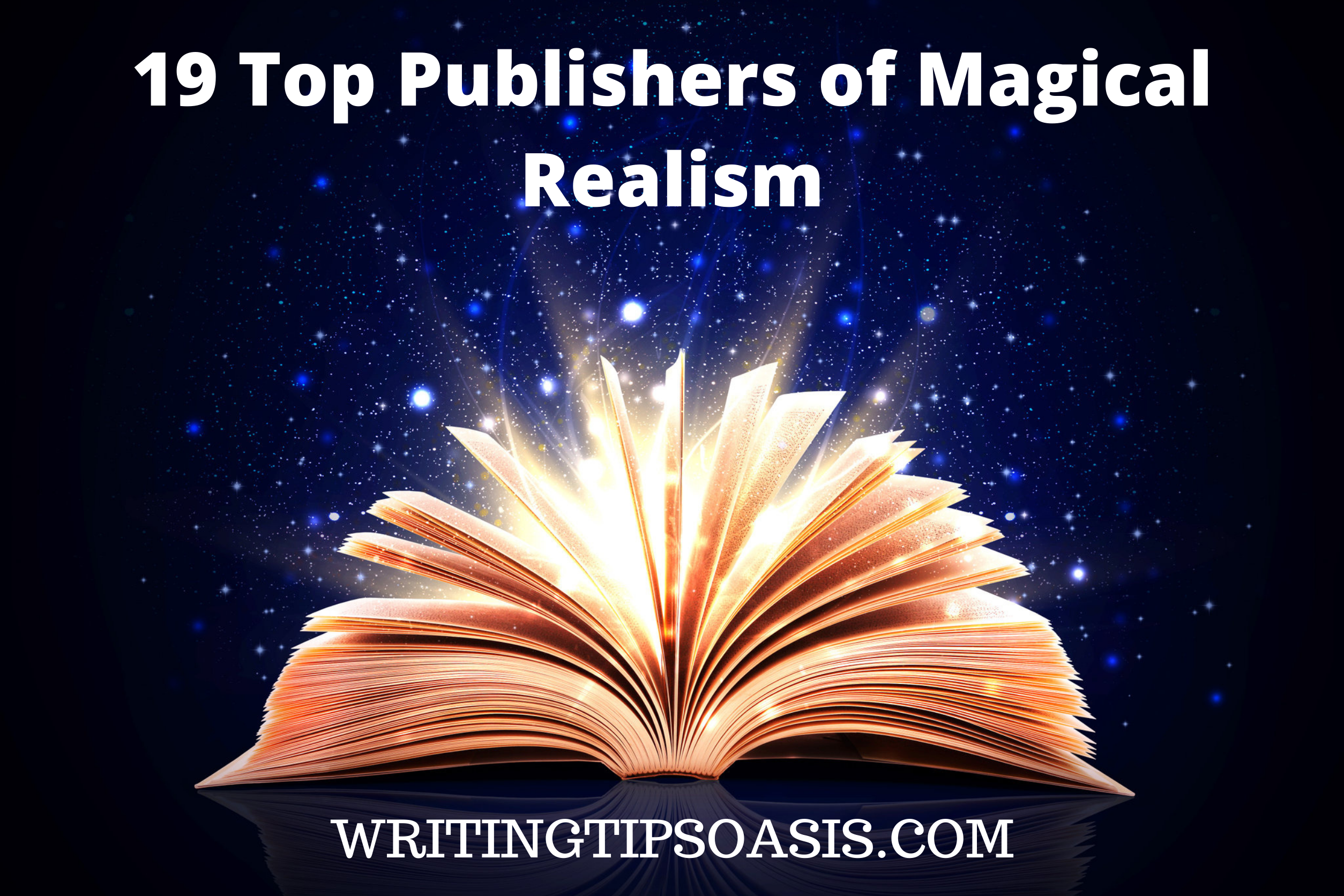 publishers of magical realism