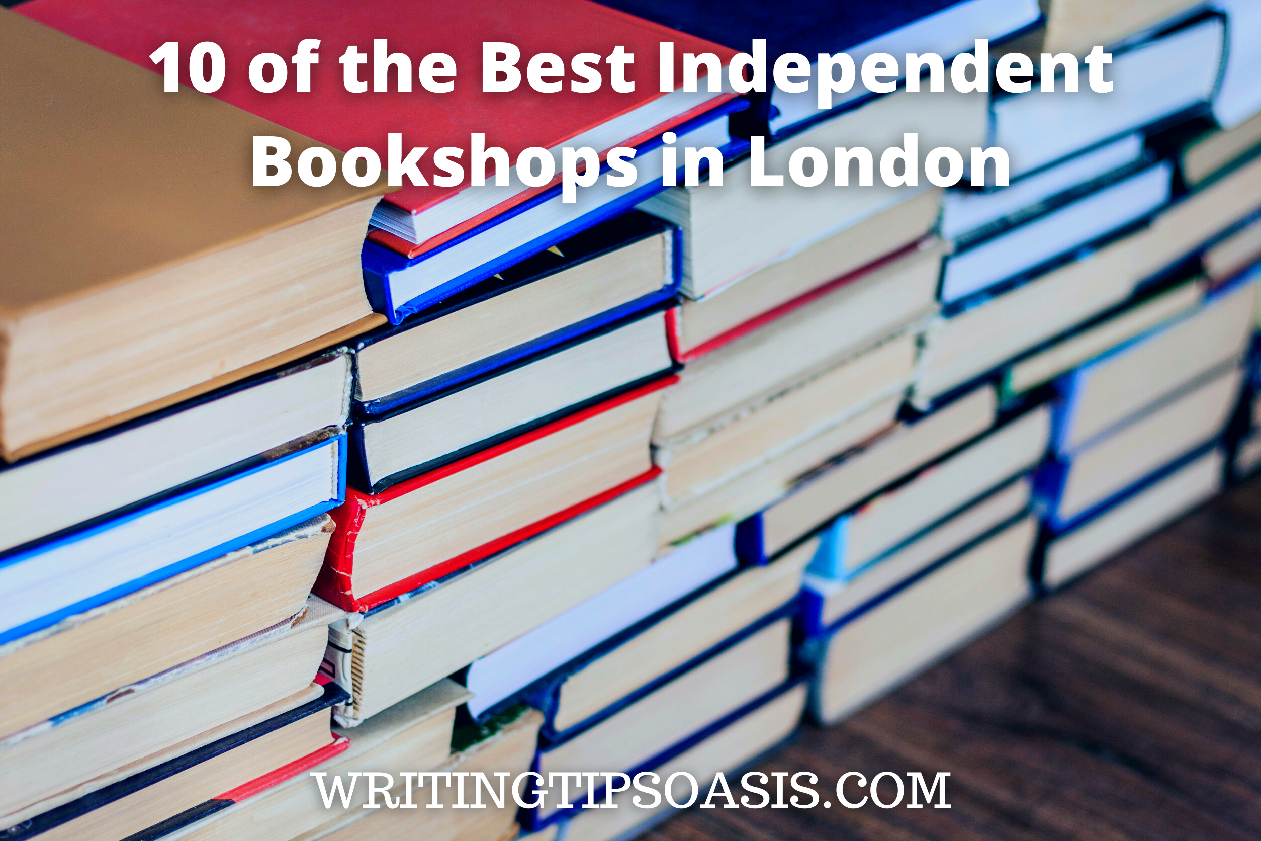 best independent bookstores in London