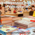 independent bookstores in Vancouver, BC